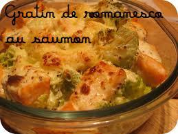 comment cuisiner le chou romanesco popotte entre potes gratin de romanesco au saumon