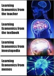 Economics Meme - econmemes home facebook