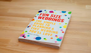 wedding planning book size weddings the tiny wedding planning book