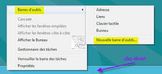 bureau windows 8 1 windows 8 accès rapide au menu des programmes menu démarrer