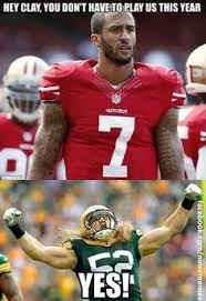 Packers 49ers Meme - aldon smith had 1 5 sacks against the packers next cam newton