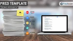 Search Engine For Research Papers Education And School Prezi Templates Prezibase