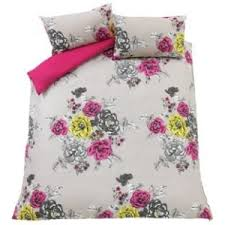 Argos Bed Sets Aimee Floral Reversable Bedding Set 7 49 King Size