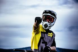 sick motocross helmets builder james doerfling riding huge lines on location pinkbike