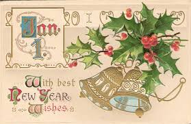 new year s postcards vintage new year s postcard david berry flickr