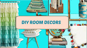 diy room decor 20 diy project ideas you need to try youtube