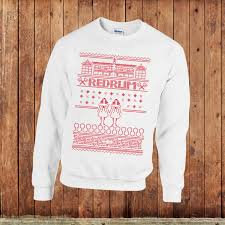 horror sweater the shining jumper stephen king stanley kubrick