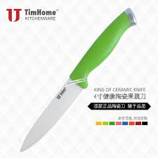 creative kitchen knives shelf 4 inch ceramic fruit knife creative kitchen supplies