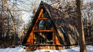 a frame house a frame house becomes cosy guest lodge outside philadelphia