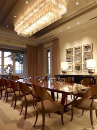 dining room in napa ca by the wiseman group interior design inc