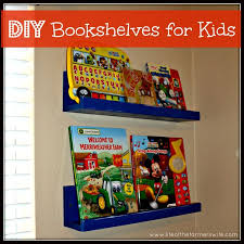 Diy Bookshelves Cheap by Best 25 Bookshelves For Kids Ideas On Pinterest Girls Bookshelf