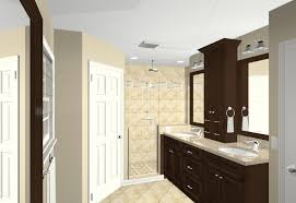 chrome finished single h master bathroom design on a budget black
