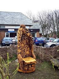 13 best wood sculptures images on wooden sculptures
