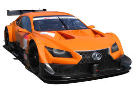 lfcc lexus lexus lf cc concept to become super gt500 competition car autocar