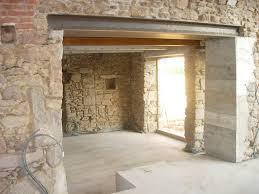 mur deco pierre construction d u0027 un mur de soutènement en pierre sèche bricobistro