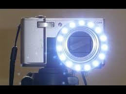 ring light for video camera diy ring light build for point and shoot camera video or still