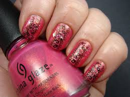 girly pink nail art 7 girly nail designs woman fashion