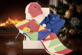 bedlam golf brings calmness to your christmas golf attire shopping