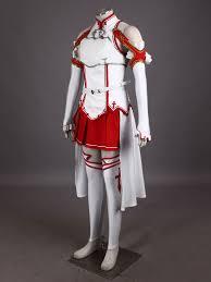 online shop best quality sword art online yuki asuna anime cosplay