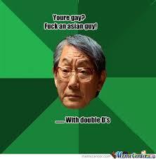 Gay Meme Asian - gay asian kid by kodarock21 meme center