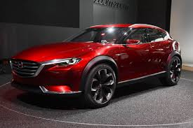 mazda new cars mazda u0027s koeru concept is a sleek looking crossover w video