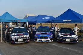 subaru rally drift endless official web site