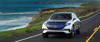 mercedes mercedes benz concept eq emission free into the future