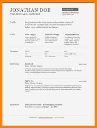 Powerpoint Resume 10 How To Write A Resume On A Mac Riobrazil Blog