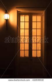 Exterior Doors Salt Lake City Antique Exterior Door Beehive House Salt Stock Photo 452039110