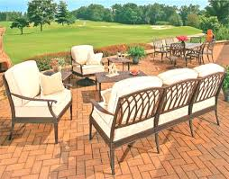 Cast Aluminum Patio Chairs Best Scheme Cast Aluminum Patio Furniture Venezia