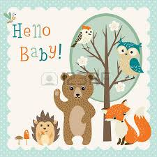 woodland creatures baby shower 6 248 woodland animal stock illustrations cliparts and royalty