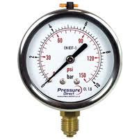 Jual Thermometer Wika gs wika 63mm glycerine filled pressure thermosense direct
