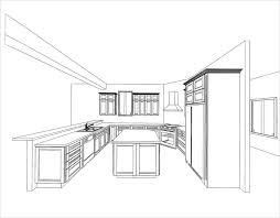 optimal kitchen layout ideal kitchen layout decorating ideas