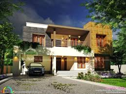 2 stories house fascinating home design plans indian style home design ideas 4