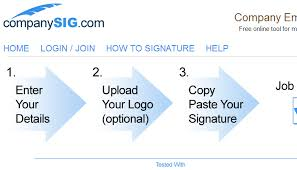 5 cool email signature templates af templates