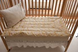 crib mattress pads woolly boo