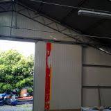 capannone smontabile usato vendo capannone in ferro zincato struttura smontabile