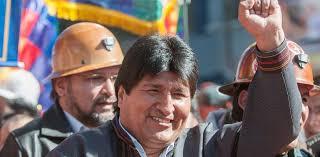 si e v o b bolivia morales s will launch reelection bid against majority