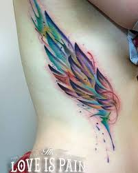 tattoo pictures color color wing tattoo best tattoo ideas gallery