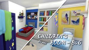 Childrens Room by The Sims 4 Speed Build Children U0027s Room B U0026g детская комната