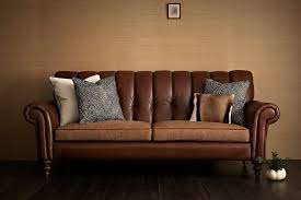 Long Chesterfield Sofa by Sabin Pacifica Chesterfield Sofa