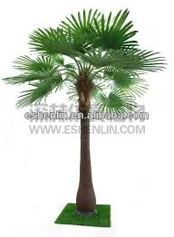 ornamental palm tree washingtonia palm artificial big tree