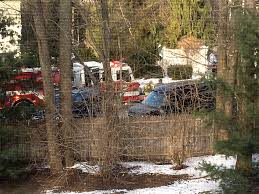 clinton chappaqua fire at home of bill and hillary clinton in chappaqua morning