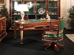 scrivania stile impero mobili per uffici di lusso in stile classico