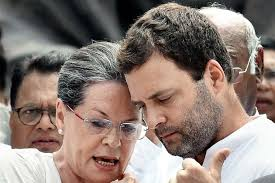 gandhi clan and its reluctant candidate