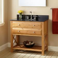 Narrow Bathroom Vanity by Bathroom Patterned Vanity Signature Hardware