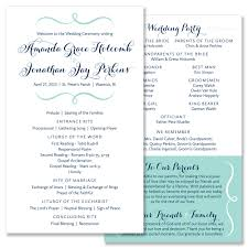 wording on wedding programs wedding program thank you wording the way to say your gratitude