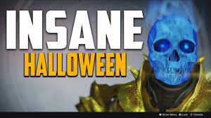 new halloween mask destiny opening 7 treasures of the lost halloween event new