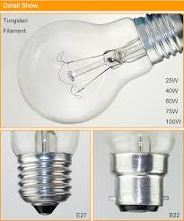 incandescent light bulb specifications brand new light bulb long life incandescent bulbs frosted iso9001