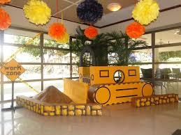 construction birthday party construction birthday party ideas photo 2 of 11 catch my party